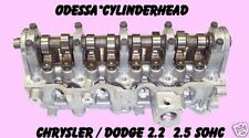 DODGE CHRYSLER DAKOTA SUNDANCE CARAVAN 2.2 2.5 SOHC CAST #782 CYLINDER HEAD