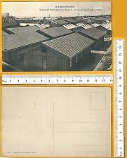 la Nuova Messina - veduta dei baraccamenti a S. Cecilia - 1940 -25253