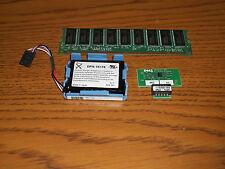Unisys Aquanta ES3020 Server Raid Kit w/ Key DIMM Battery 0M523 1K240 13JPJ