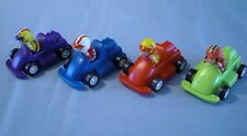 Subway 1997 - Speed Bumpers - Complete Set of 4