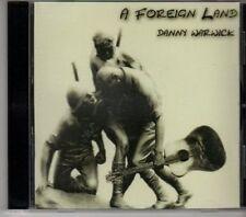 (DJ509) Danny Warwick, A Foreign Land - 2008 DJ CD