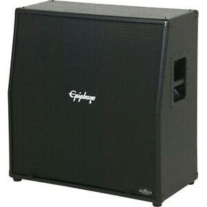 EPIPHONE SO-CAL SLANTED Guitar Speaker Cabinet Case for Guitar 4 Cones