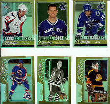 2008 09 OPC * GOLD * U PICK A CARD TO COMPLETE SET -  ROOKIES & LEGENDS
