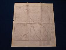 Landkarte Meßtischblatt 4056 Bobersberg / Bobrowice, Krs. Crossen, Neumark, 1945
