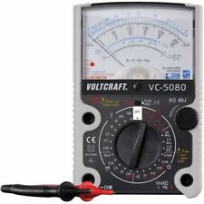 VOLTCRAFT vc-5080 Analogue Multimeter Multi-Meter Test Mètre vc5080 Voltcraft