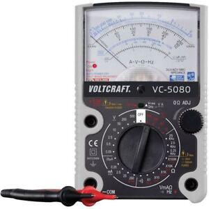 Voltcraft VC-5080 Analogue Multimeter Multi-meter Test Meter  VC5080 Voltcraft