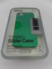 Incase Metallic Slider Case for Apple iPhone 5 Parrot Green CL69107