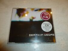 DEATH IN VEGAS - Aisha - 1999 UK 3-track enhanced CD single