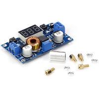 DC-DC Step Down Power Module 4V-38V to 1.25V-36V 5A Voltmeter Adjustable GE