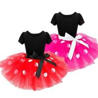 Toddler Kids Baby Girls Clothes Pageant Party Bowknot Ball Gown Princess Dress