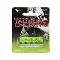 New Viridian CR1/3N 3V Ultra Lithium Battery 4 Pack Batteries Tactical