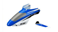 Blade Blue R/C Helicopter Canopy With Vertical Fin BMSR EFLH3018 New