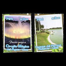 Peru 2010 - Lima Tourist Circuit Architecture - Sc 1732/3 MNH