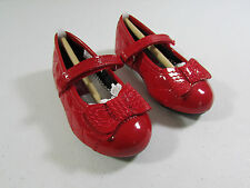 NIB Toddler Lil Crista Dorothy Patent Red Shoes Sz 6M Melanie Taylor by Rachel