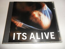 CD  It's Alive - Earthquake Visions