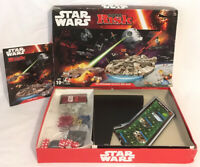 Disney Star Wars Risk Board Game The Reimagined Galactic Risk Game *Incomplete*