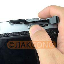 DSLRKIT Thumb Up Grip Black for Fujifilm X-100T X-M1 X-30 X-A2 X-A1
