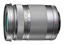 Olympus M.Zuiko Digital 40-150mm f/4.0-5.6 ED Tele Lens Silver