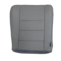 02-14 Chevy Express 4 Door LT,4.8L,6.0L,5.3L-V8-D-P-Bottom Vinyl seat cover GRAY