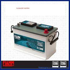 BATTERIA AUTO - CAMION - TRATTORE FIAMM TITANIUM 100Ah 720A EN +DX 12V - G28100