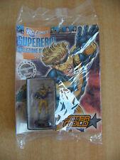 SUPEREROI DC COMICS COLLEZIONE UFFICIALE 20 BOOSTER GOLD EAGLEMOSS