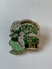 Disney Pin St. Paddy's Day 2005 Pluto Everything's Green