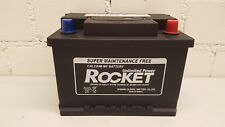Autobatterie Rocket  12V 55Ah 510 A/EN  55 Ah Calcium Technologie