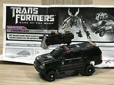 Transformers Dark of The Moon Decepticon Crankcase Truck Robot DOTM Complete