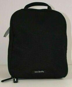 NWT Vera Bradley Lighten Up Lunch Bunch BLACK Bag School