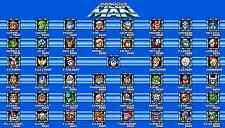 "Megaman Poster Rockman Game Art Silk Wall Decor Posters 12x21"" MgM9"