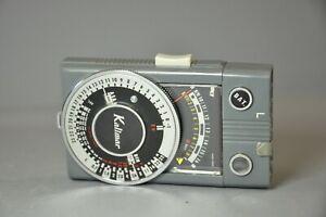 Kalimar K-437 CdS Exposure Light Meter