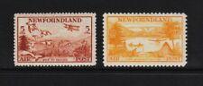Newfoundland - #C13-14 mint, cat. $ 27.50