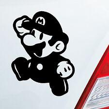 Coche Motocicleta Pegatina Para Super Mario Fans Bros FONTANERO Juego Fun 349