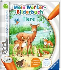 Ravensburger tiptoi Buch Mein Wörter-Bilderbuch Tiere 00008
