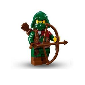 LEGO Collectible Minifigure Series 16 - ROGUE ARCHER 71013 FACTORY SEALED