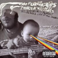 """THE FLAMING LIPS """"THE DARM SIDE OF THE MOON"""" CD NEU"""