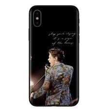 Harry Styles en vivo en gira caso iPhone 5 6 6S 7 8 + X Xr XS 11 Pro Max SE 2nd Gen