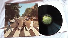 Disque vinyl 33T - The BEATLES - Abbey Road - C06204243