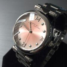 Ladies Marc Jacobs Designer Watch DOTTY MJ3447 Pink Quartz Steel Genuine