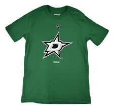 Reebok Youth Boys NHL Dallas Stars Hockey Shirt New S, M, L, XL