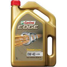 Castrol EDGE 0W-40 SN A3B4 5 Liter
