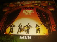 Lindisfarne - Magic In The Air - Live - 2x Vinyl Record LP Albums - 6641 877