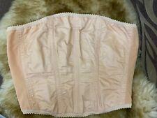 Unbranded beige Corset bustier see mesurements
