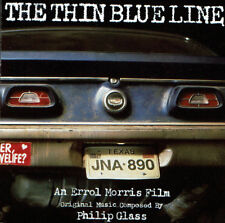 Philip Glass - The Thin Blue Line (Der Fall Randall Adams) (Soundtrack) CD