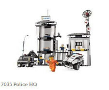 Hard-to-find World City Police Lego Sets