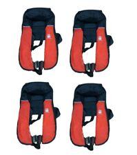 4 x Ocean Passage Automatic 150N Lifejacket - NEW