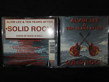 CD ALVIN LEE & TEN YEARS AFTER / SOLID ROCK /
