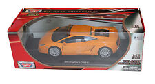 Modellauto MOTORMAX Lamborghini GallardoLP 560-4,orange,1:18,DIE-Cast Collection