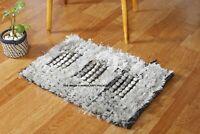 AU Non-slip Door Mat Welcome Home Floor Rug Doormat Carpet Indoor Outdoor Soft