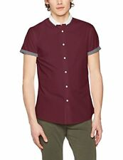 New Look Men's Hopsack Casual Shirt UK size Large New with Tags